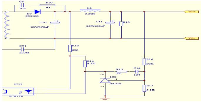 南京产特能48伏充电器电路图
