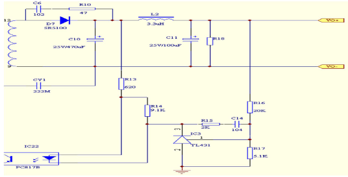 ME431系列方案应用原理图