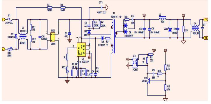 适配充电器应用方案实例