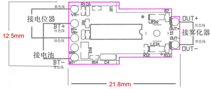 电路 电路图 电子 原理图 800_339