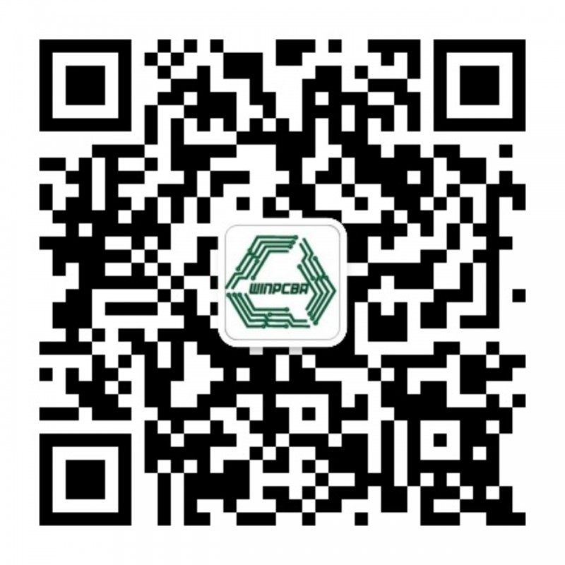 方案交易网服务号微信二维码