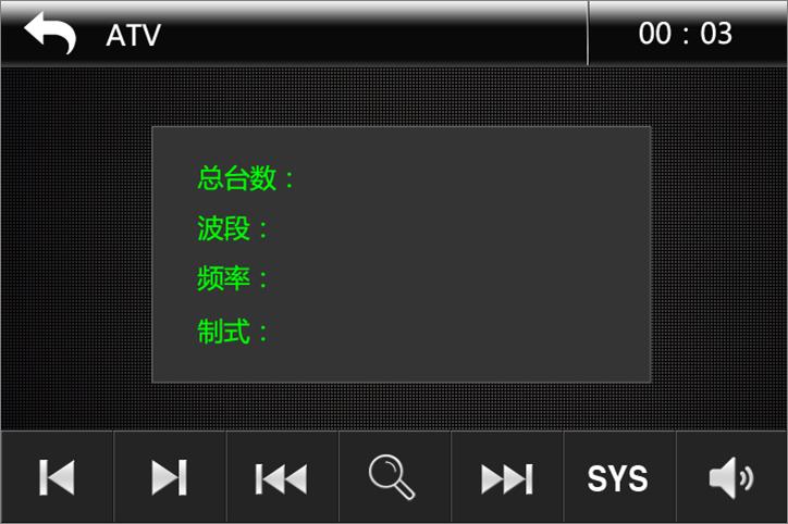模拟电视- Analog TV